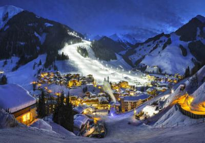 Best Places To Travel For Skiing In Europe