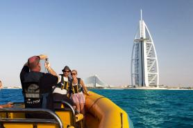 Guided Sightseeing Tour Palm Jumeirah, Burj Al Arab and Dubai Marina