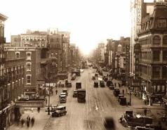 Lower East Side - Then and Now