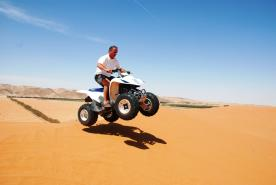 Sultans of Sands - Quad Bike Experience