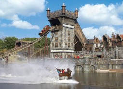 Efteling Theme Park ticket and transport