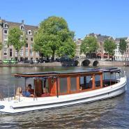 Luxury Salon Boat Cruise