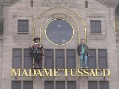 Madame Tussauds plus 1 hr Canal Cruise