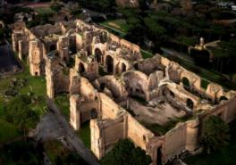 Visit Caracalla ancient thermal complex - Spot to Relax and Fun!