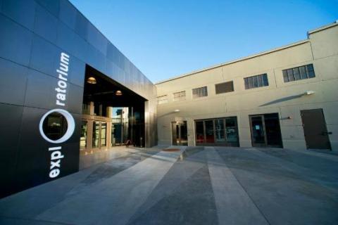 Exploratorium for adults