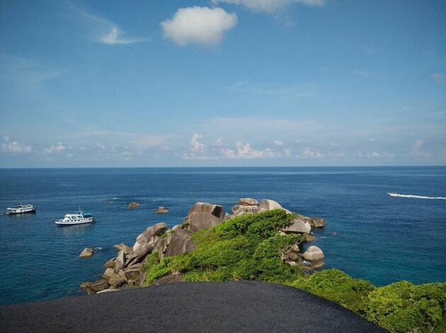 honeymoon island in Thailand