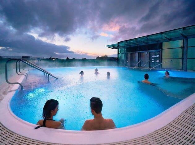 Thermae bath spa - Image