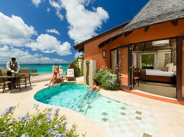 St Lucia All Inclusive Honeymoon Resorts : TripHobo Travel