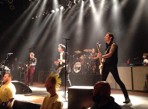 Green Day Concert - Musical events in London
