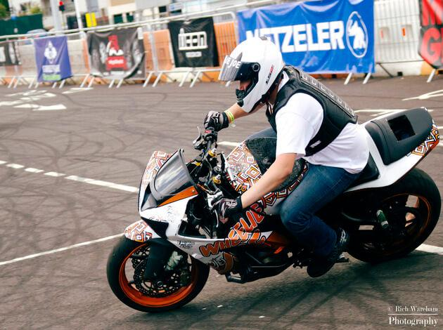 The London Bike Show - largest cycling show in the UK