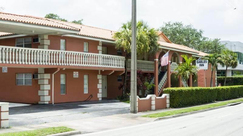 Gables Inn - most popular motel in Miami
