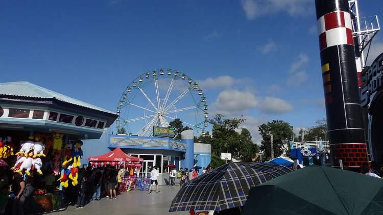 Sky Ranch in Tagaytay - a must visit spot with family and kids