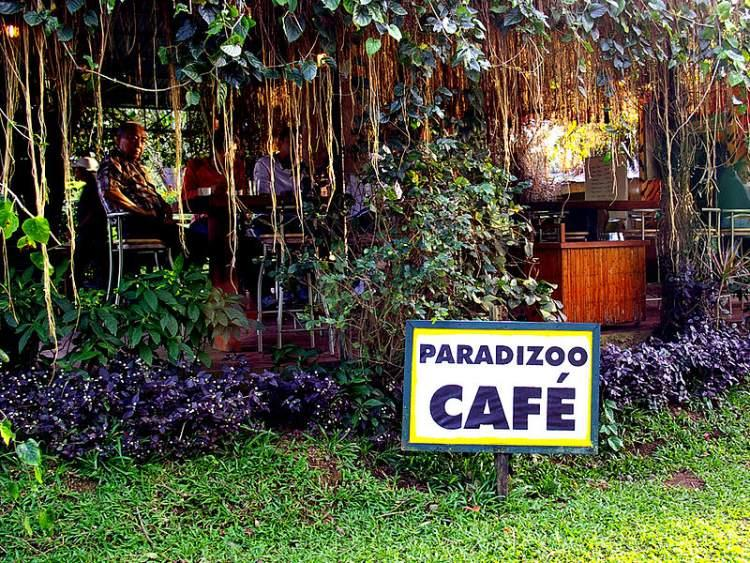 Paradizoo in Tagaytay - for recreational activities