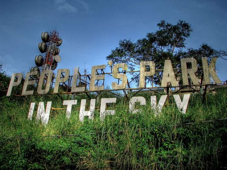 People's Park in The Sky - photography spot in Tagaytay