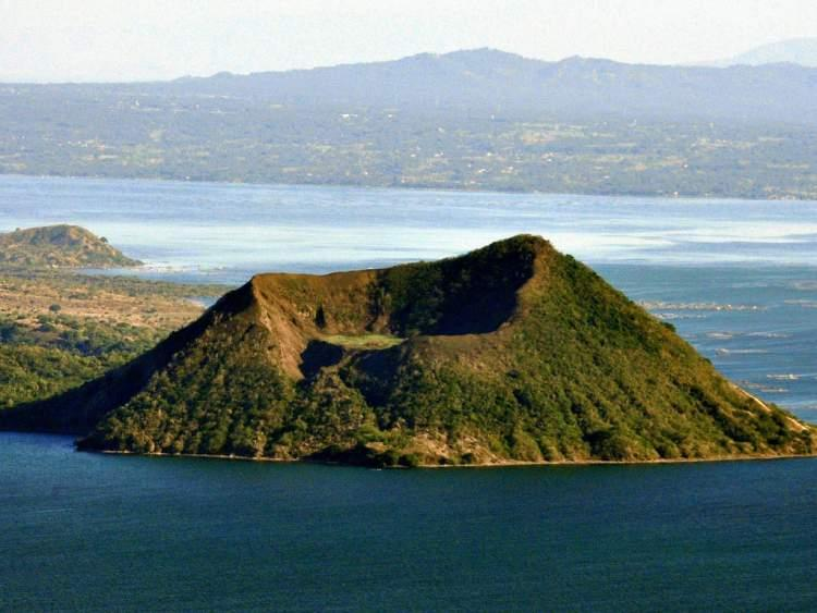 Taal Volcano - a hiking spot in Tagaytay