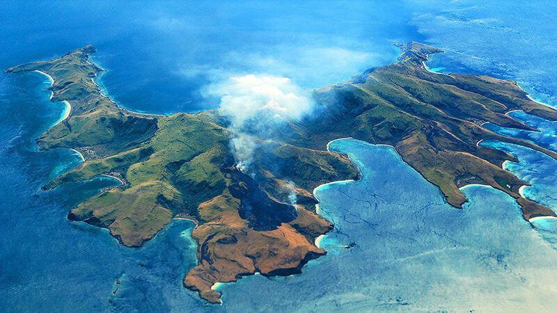 main Indonesian islands