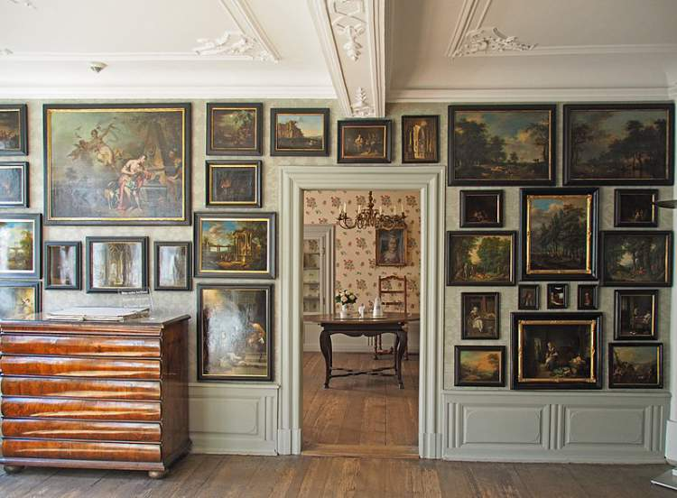 The Goethe House - a wonderful place to visit