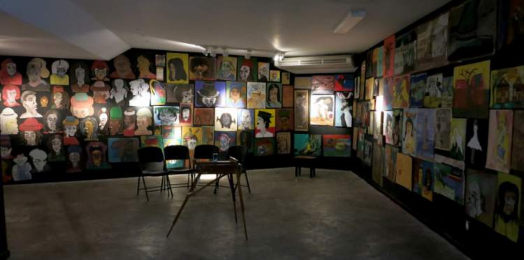 Image Factory - An art gallery in Belize City