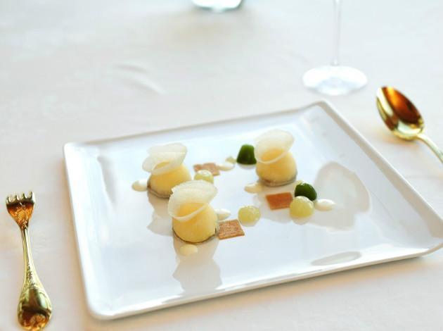 Osteria Francescana, Italy Molecular gastronomy food