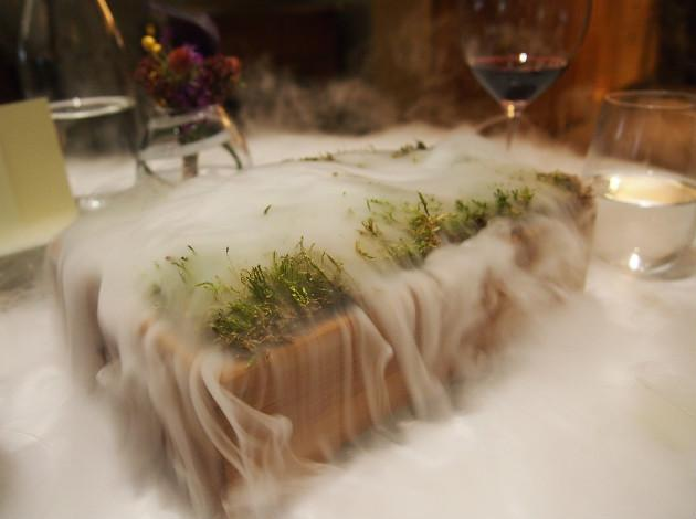 Fat Duck - molecular gastronomy restaurant in London