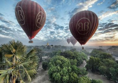 Top 14 Hot Air Balloon Rides - Because You Deserve A Surreal Experience!