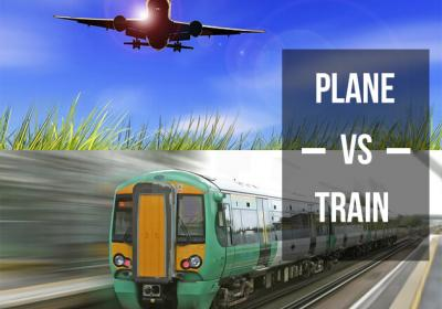 Europe - Air Travel Vs Train Travel - What Is The Best Option?