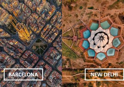 Aerial View Of These 25 Cities Will Change Your Perspective