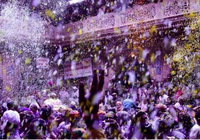 The Only 9 Places In India You Want Be This Holi!