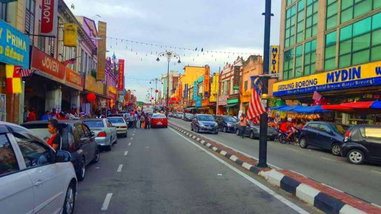 place in Ipoh to visit - Little India - Photo