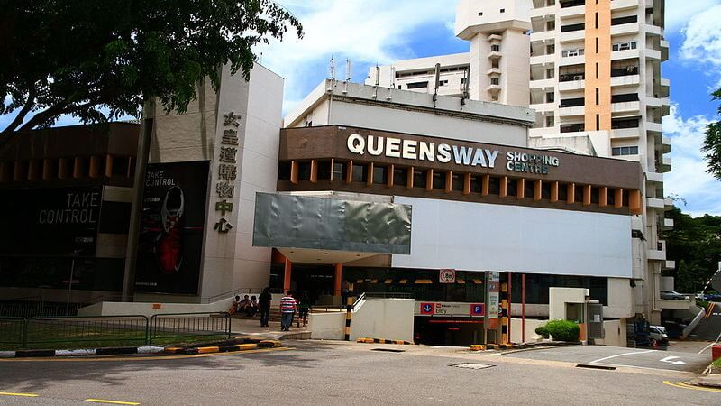Queensway Shopping Centre, Singapore
