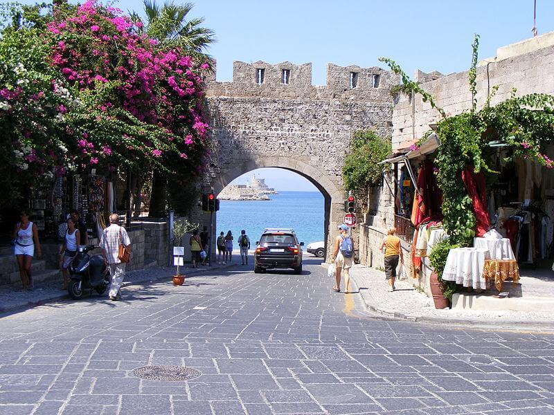 Rhodes Town - Image