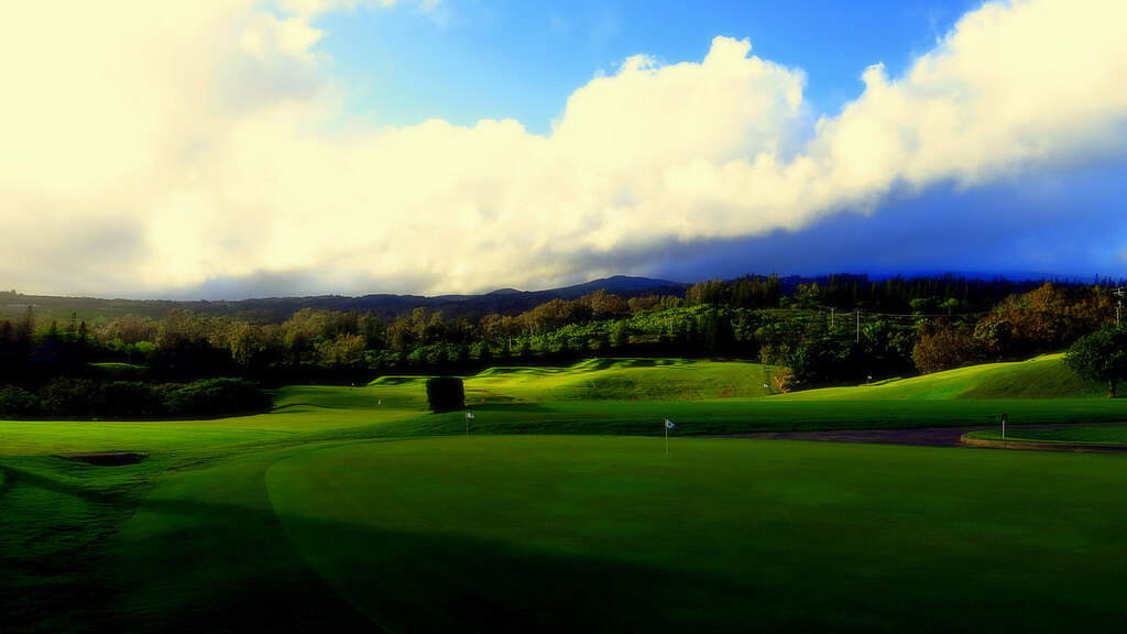 Golf Resort Kapalua - Image