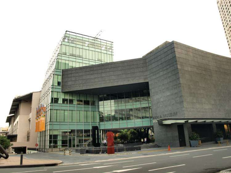 popular attraction in Makati - Ayala Museum - Image