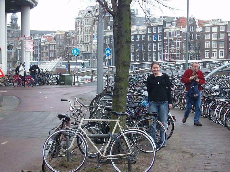 Rent a bike in Asterdam