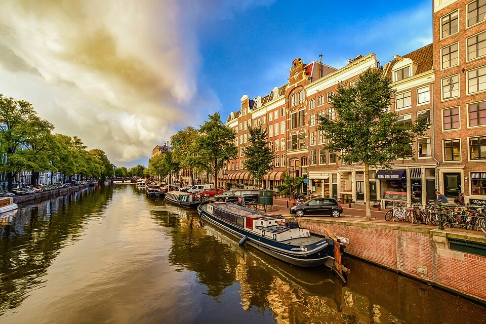 Canal Cruise in Amsterdam - Image
