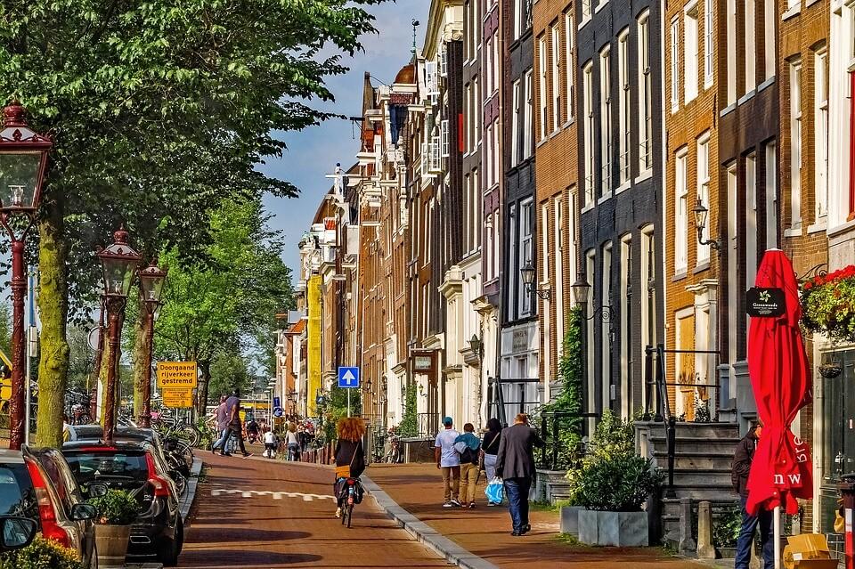 Jordaan @ Amsterdam - Image