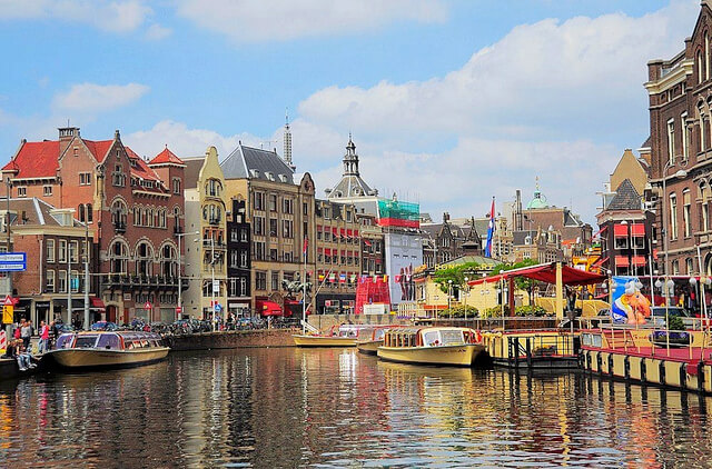 Amsterdam Town - Image