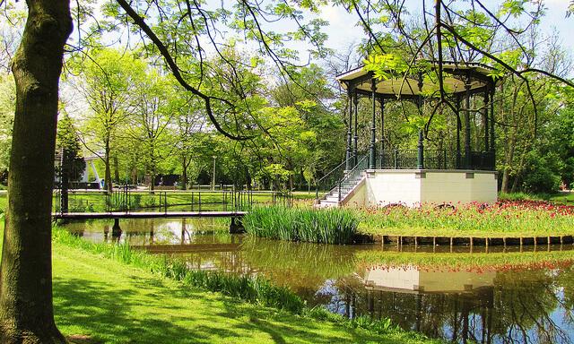 Vondelpark in Amsterdam - Image