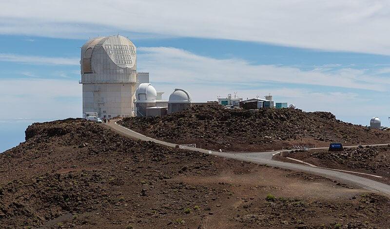 Haleakala Observatory - Image