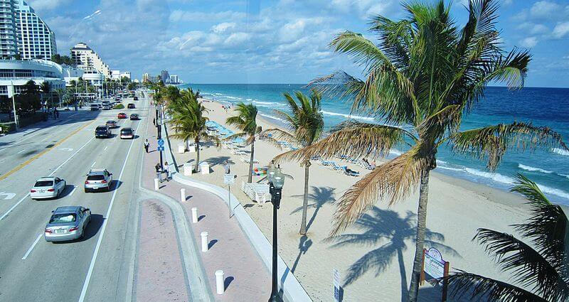 Fort Lauderdale Beach - Image