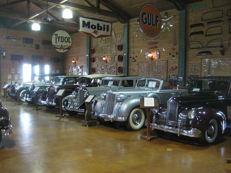The Antique Car Museum - Image