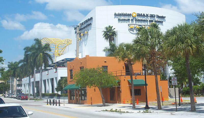 The Museum of Discovery and Science - Image