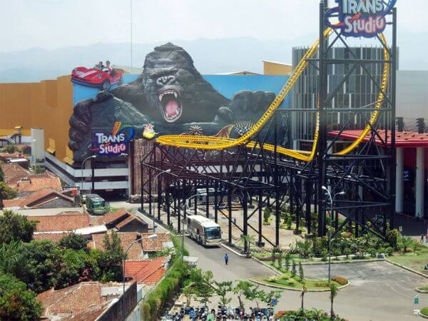 Best Places To visit in Bandung - Trans Studio Bandung Image