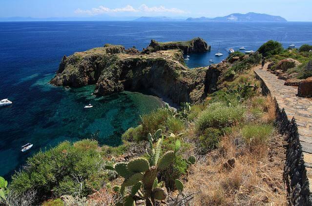 Panarea Island, Italy