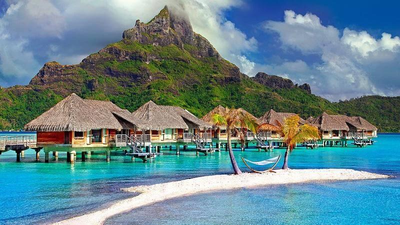 Bora Bora - Best Tropical Island