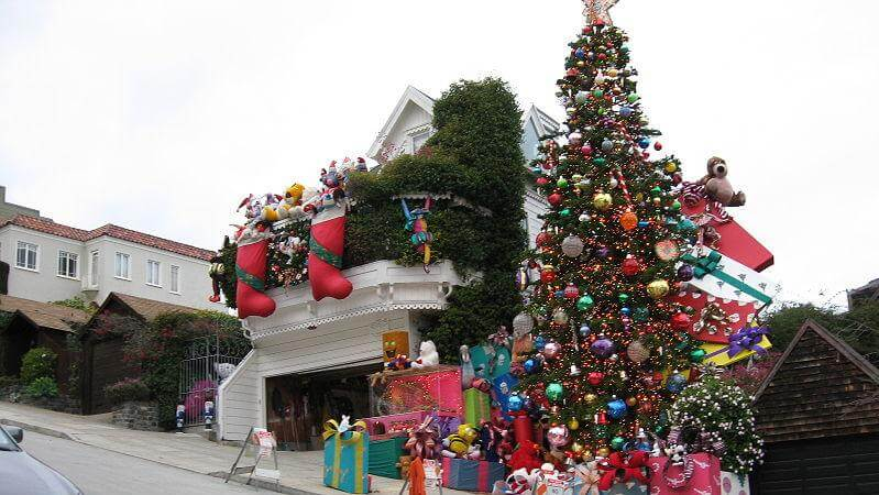 events for christmas celebration in san francisco