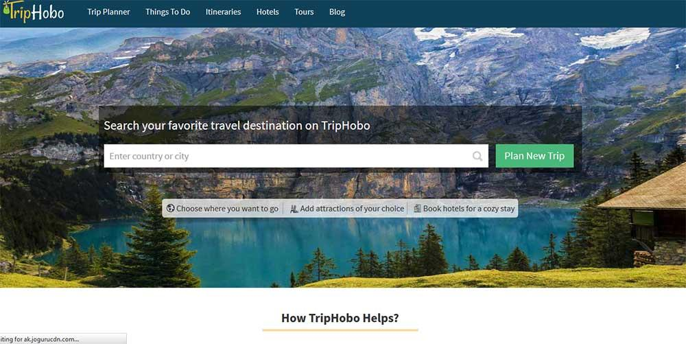 how to make an itinerary step by step prepare itinerary triphobo