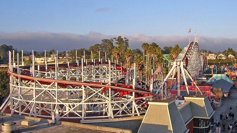 Theme parks in calilfornia