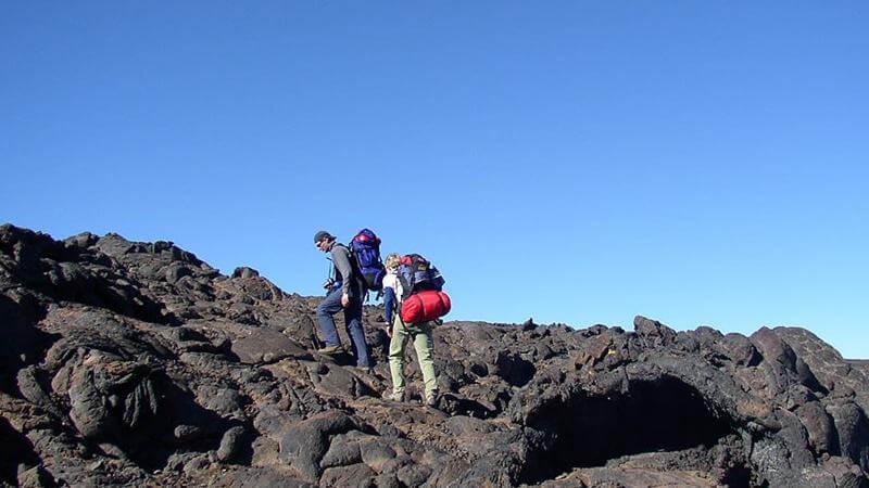 Mauna Kea-Humu'ula Trail