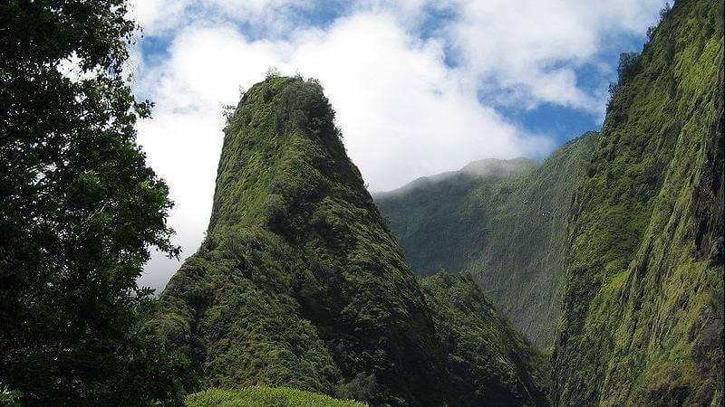 Iao Needle Trail, Maui